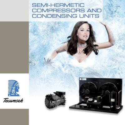 Semi Hermetic Compressors and Condensing Units