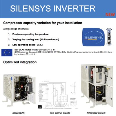 Silensys Inverter Flyer